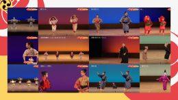 新たに収録した舞踊動画を公開中!